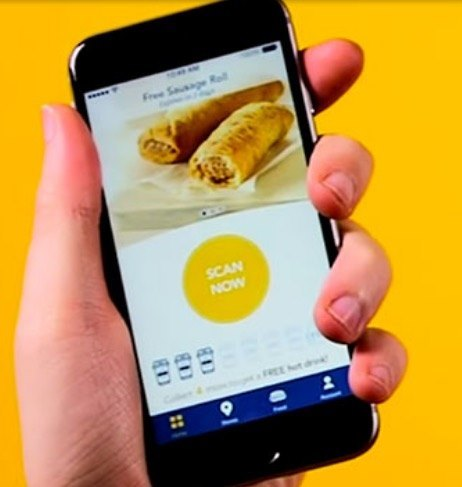 Download the Greggs App