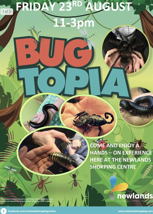 Bugtopia Friday 23rd August