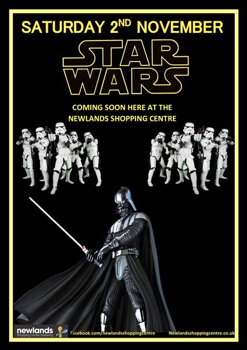 Star Wars 2nd November