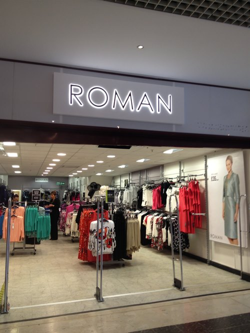 Girls clothing stores Romans clothing store